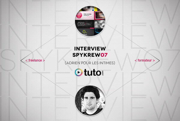 Interview Spykrew07