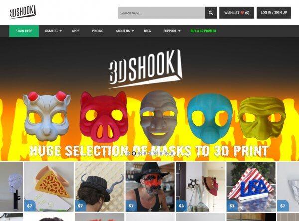 3dshook.com