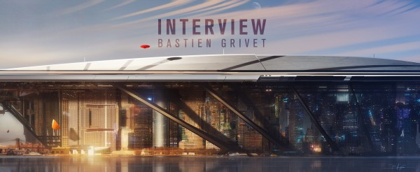 A well known island - Interview Bastien Grivet sur Tuto.com