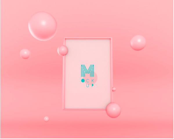 Bubble Mockup
