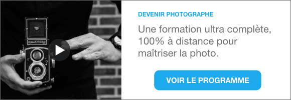 Formation Photographe