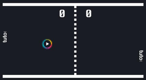 Pong tuto.com Atari