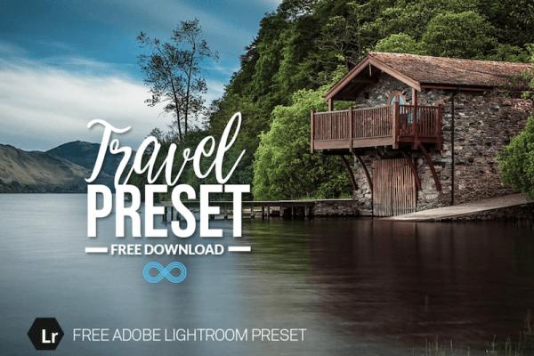 travel preset lightroom