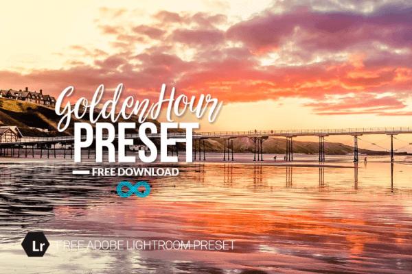 Golden hour preset