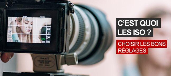 C'est quoi les ISO en photographie et comment bien les régler ?
