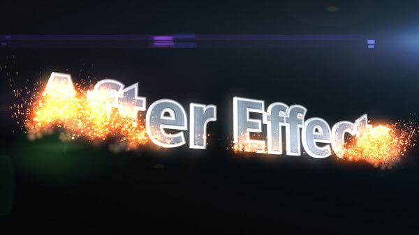 Combustion de logo