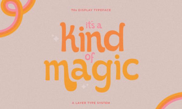 It's Kind of Magic