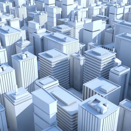 low building