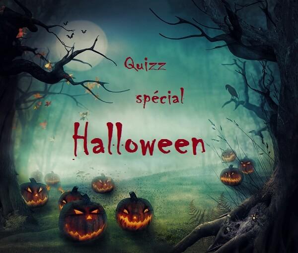 Quizz Halloween