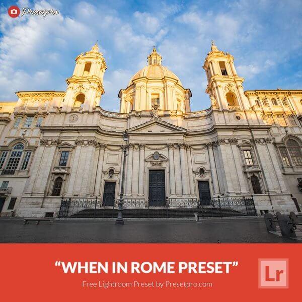 Rome preset