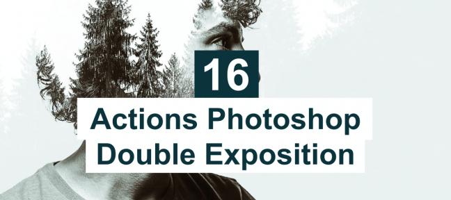 16 Ressources gratuites pour des photos double exposition
