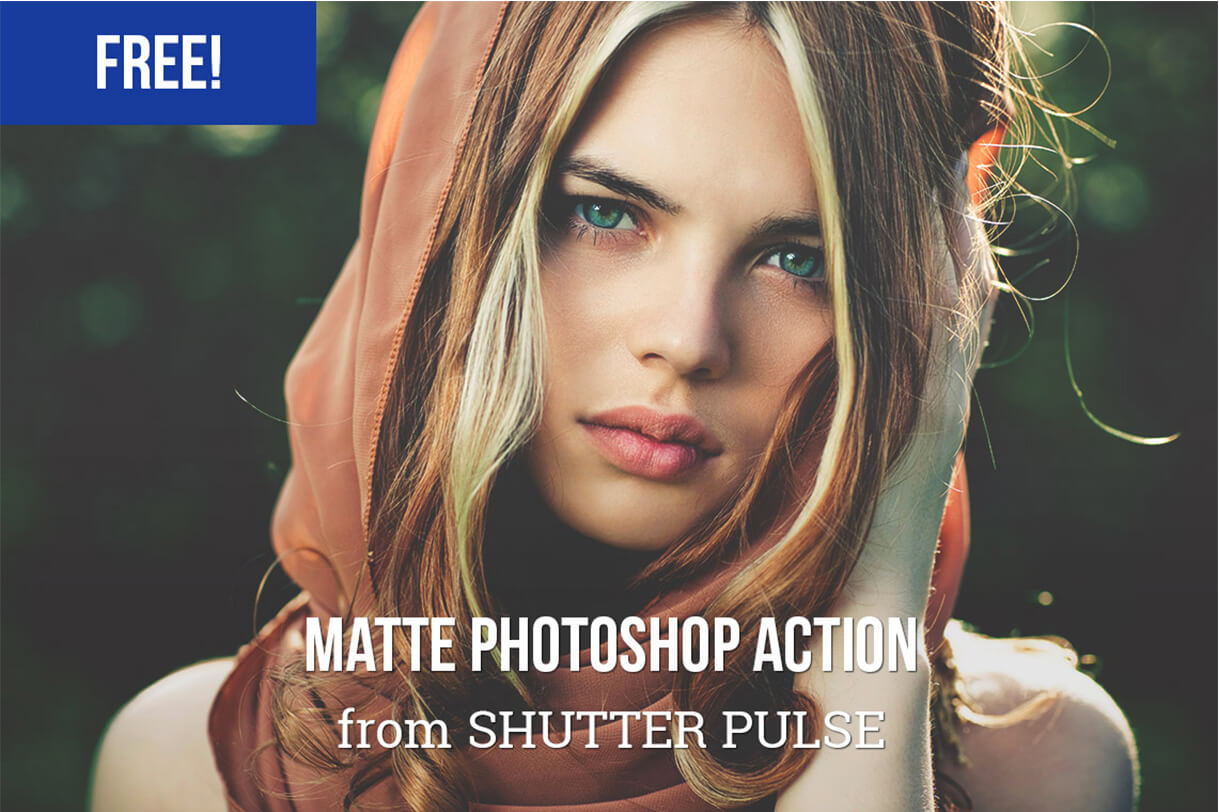 Photoshop Matte Actions Free Collection| Free Photoshop ...