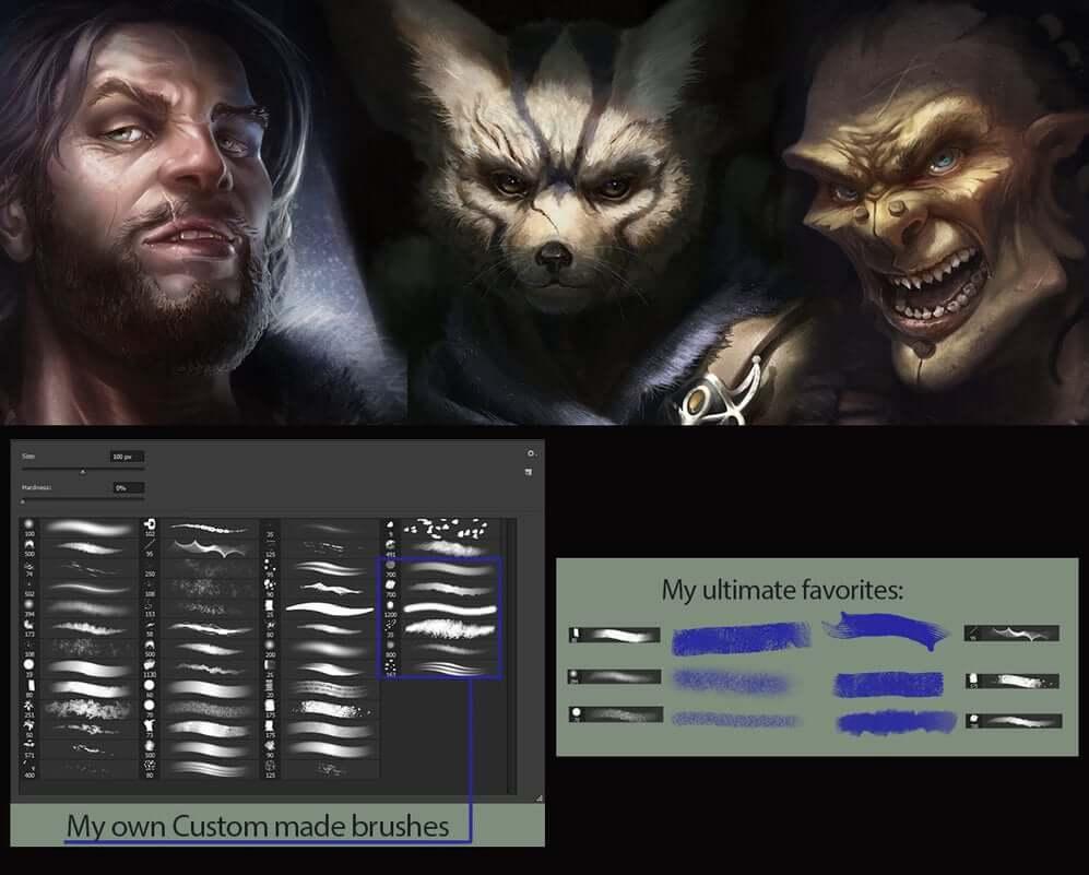 digital painting tutorial pdf free download