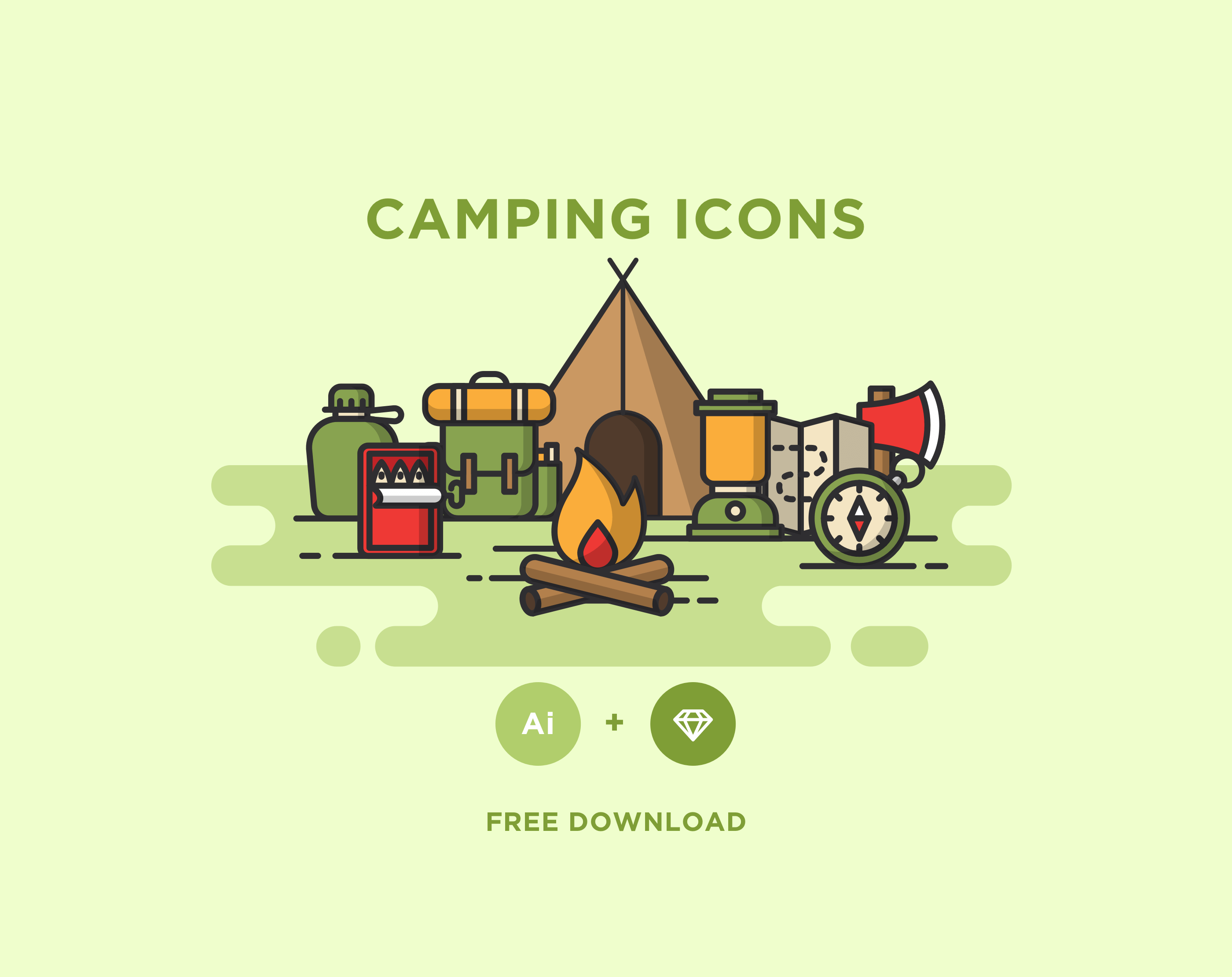 camping-icons