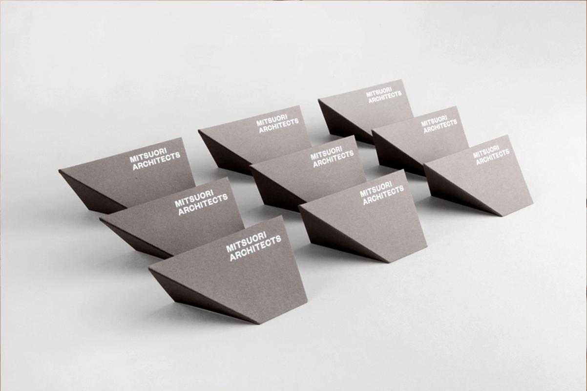 Carte Visite Mitsuori Architects