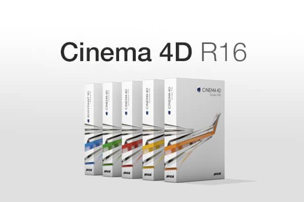 Cinema 4D 16