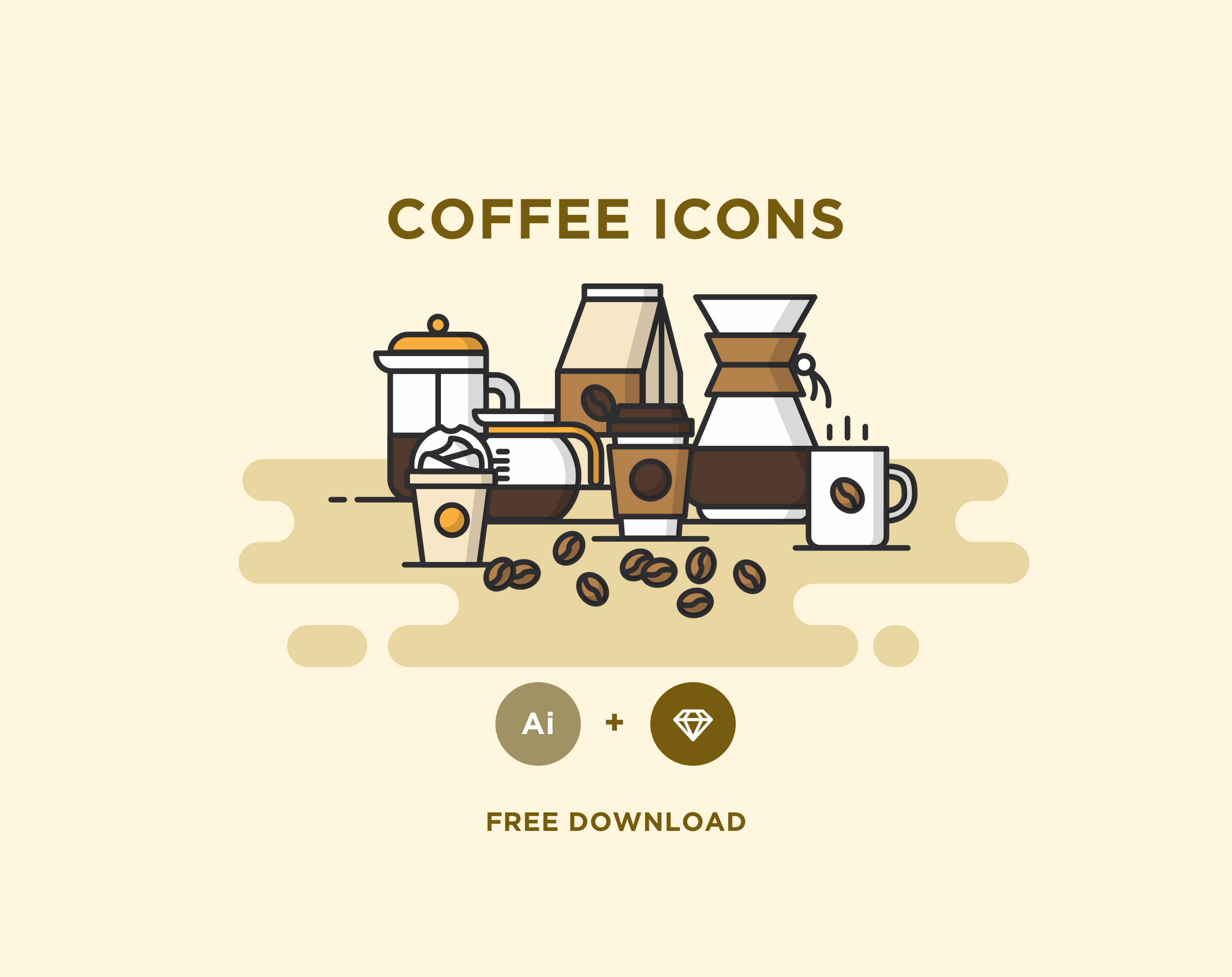 coffee-icons