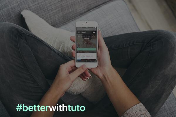 Concours Instagram : postez une photo de mise en situation de Tuto.com