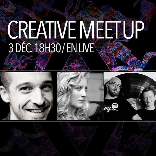 Adobe Creative Meet up