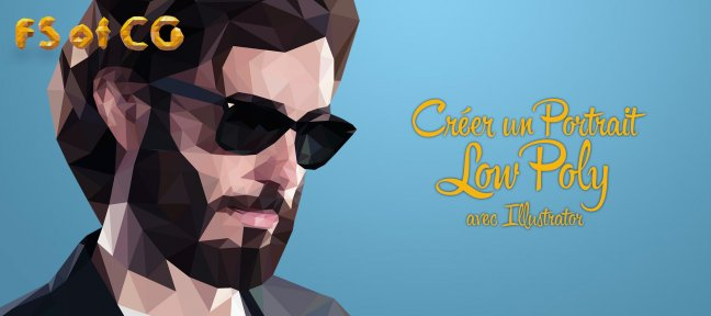 creer-portrait-low-poly
