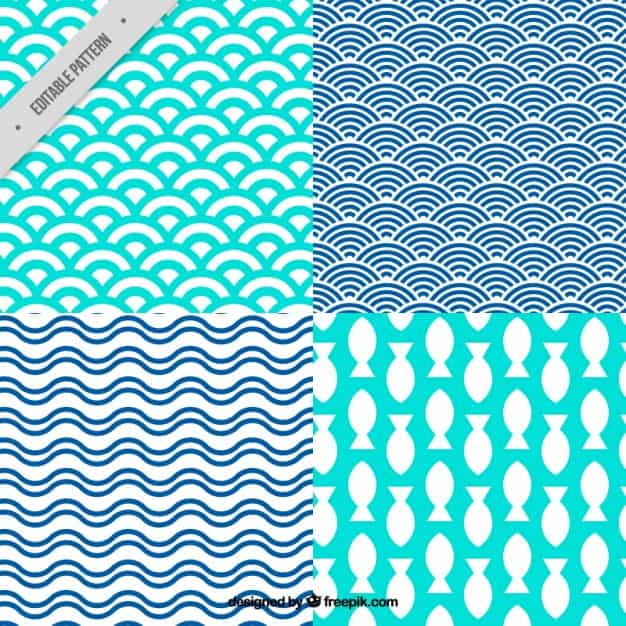 cute-summer-pattern-collection
