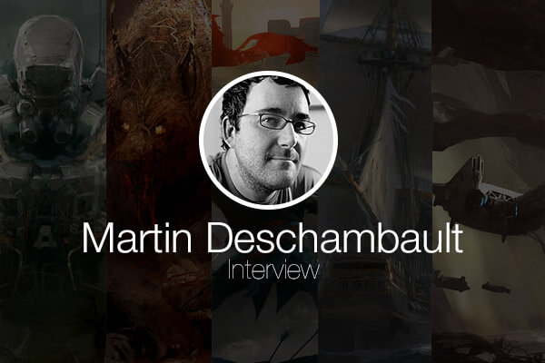 interview martin deschambault