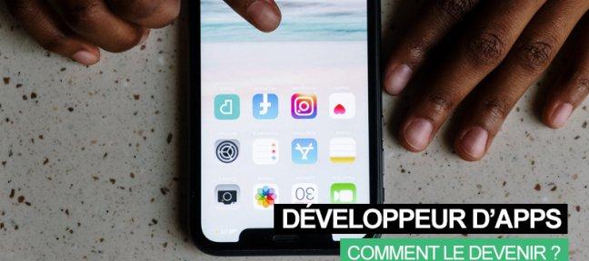 Comment devenir développeur d'applications ?