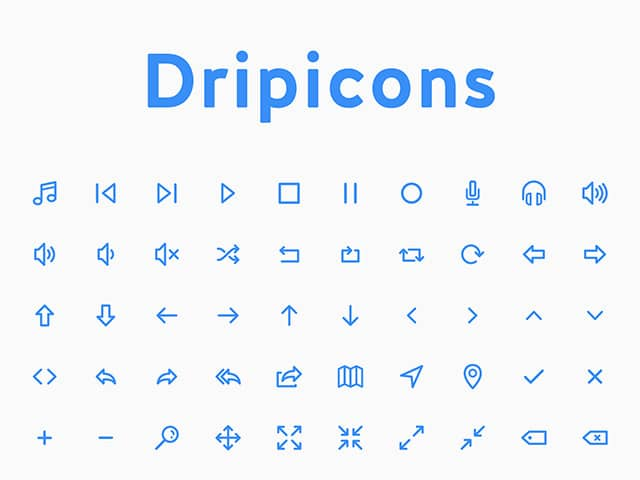 dripicons-v2-free-iconset