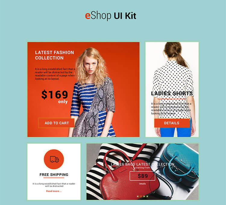 eShop-UI-Kit