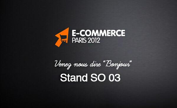 Ecommerce Paris 2012 avec Tuto.com
