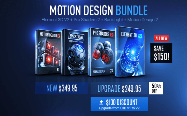 Element 3d V2 Bundle