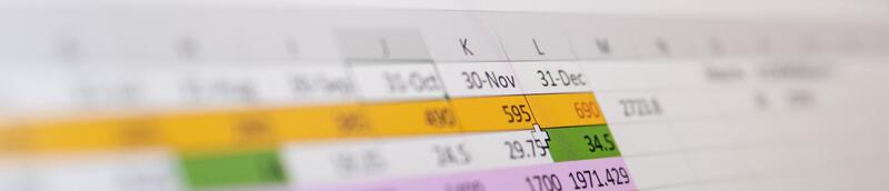 Parcours de formation Excel à distance