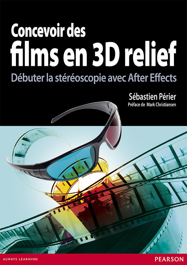 Concevoir des films 3D relief After Effects