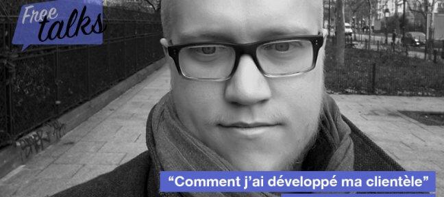 Comment développer sa clientèle quand on est Infographiste 3D ?