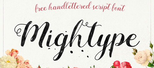 font-mightype