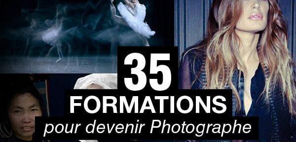 Formation Photographe : les meilleurs cours en ligne pour faire ce métier