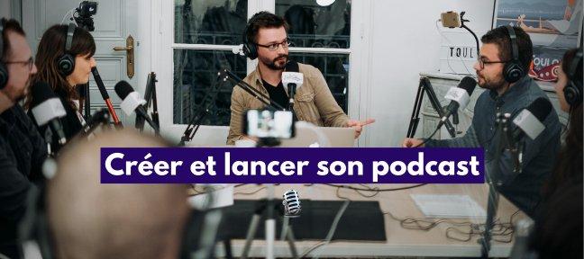 formation podcast en ligne