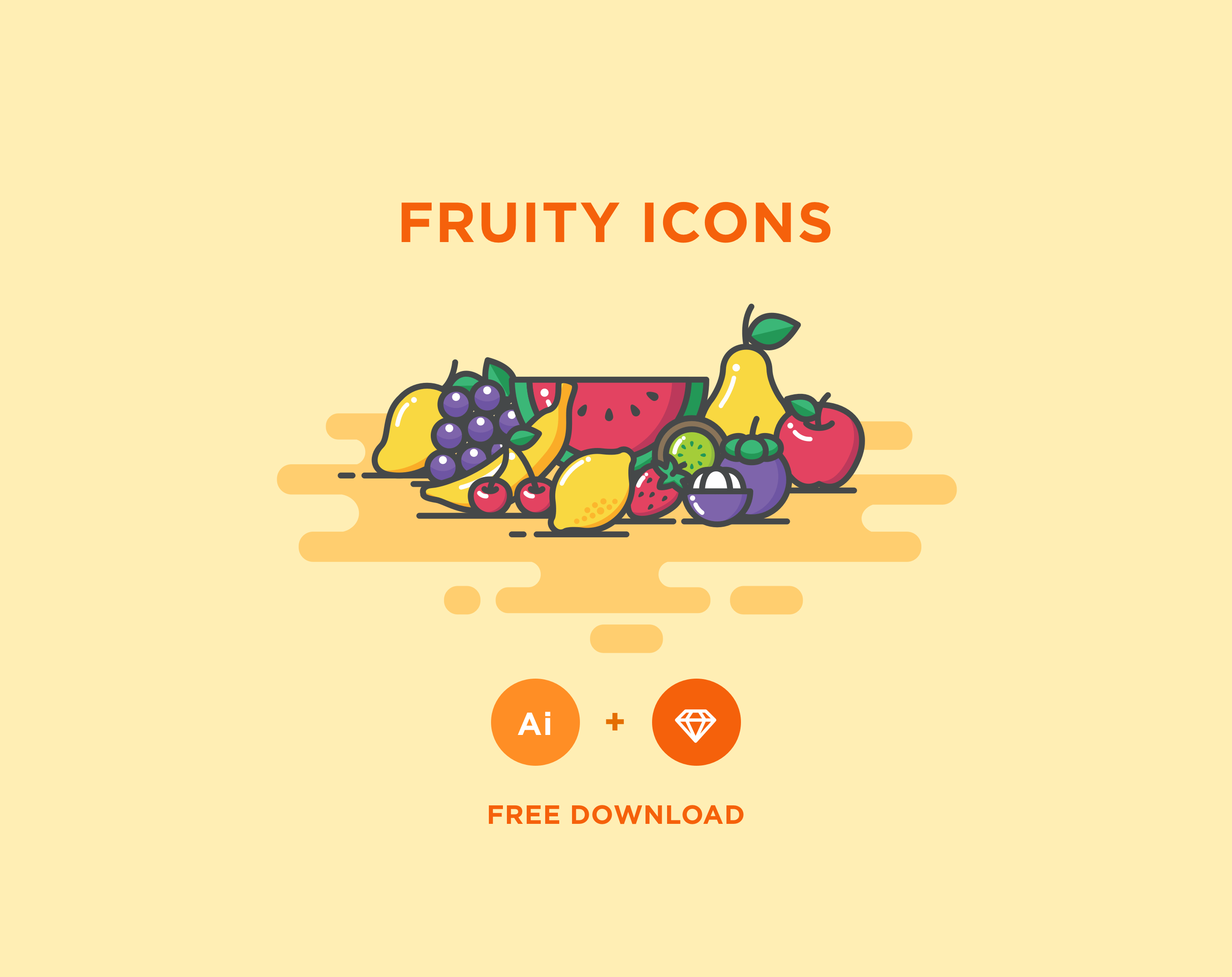 fruity-icons