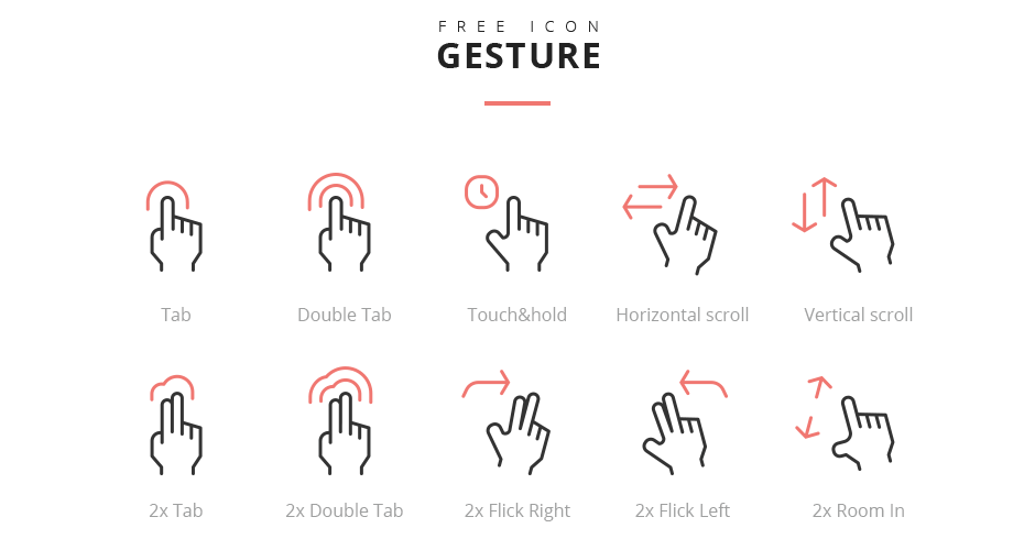 gesture-free-icon