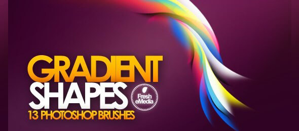 gradient-shapes-brushes
