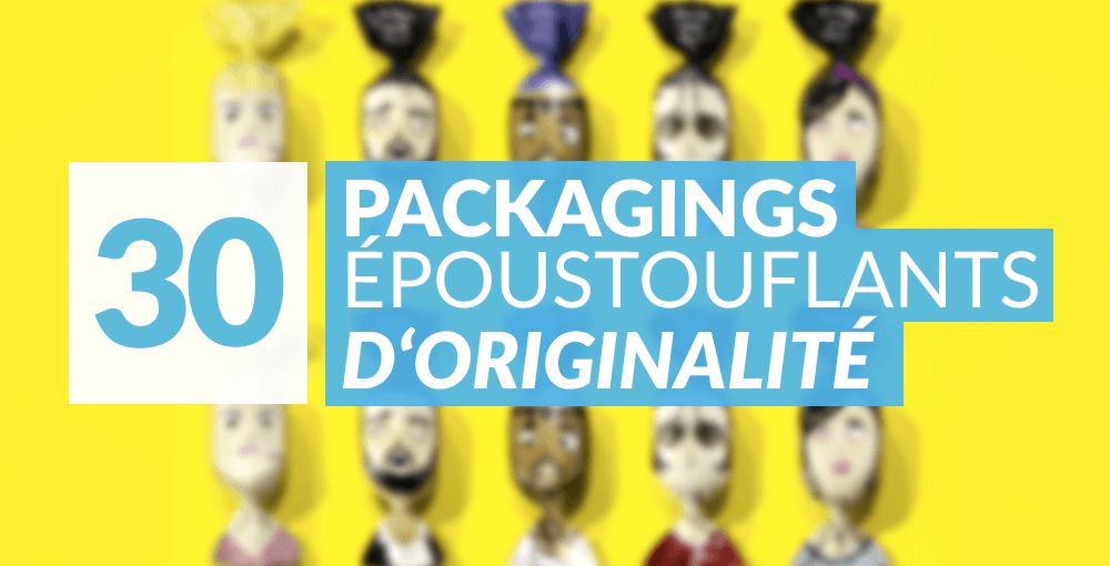 30 packagings époustouflants d'originalité