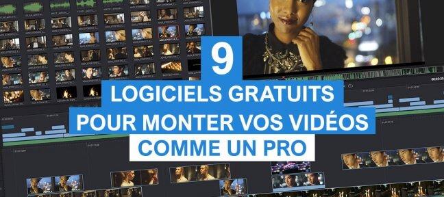 9 logiciels de montage vidéo gratuits pour obtenir un rendu pro