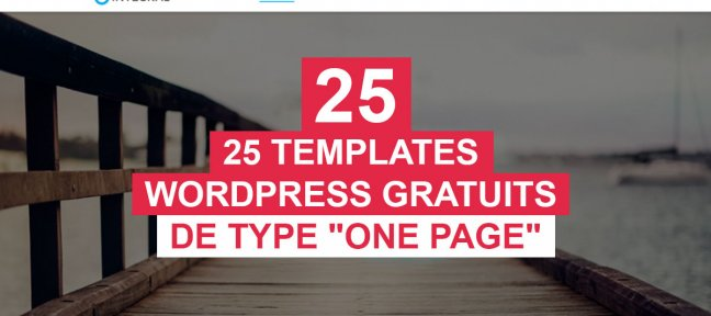 25 templates wordpress gratuits de type