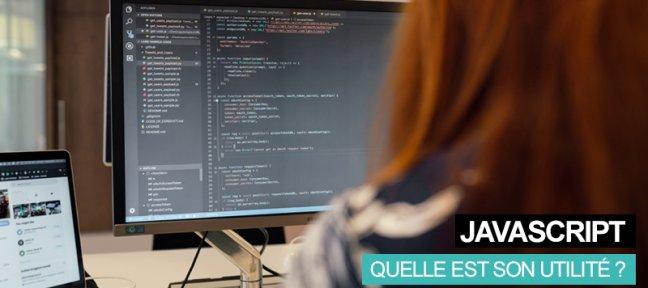 Langage de programmation: c'est quoi JavaScript, quand l'utiliser?