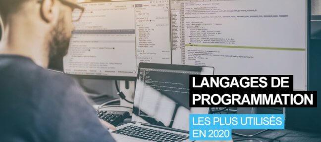 Langages programmation : quels sont les plus utilisés en 2020 ?