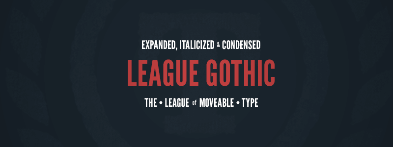 league-gothics