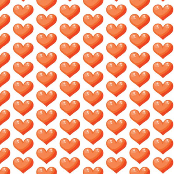 love pattern - vecteur