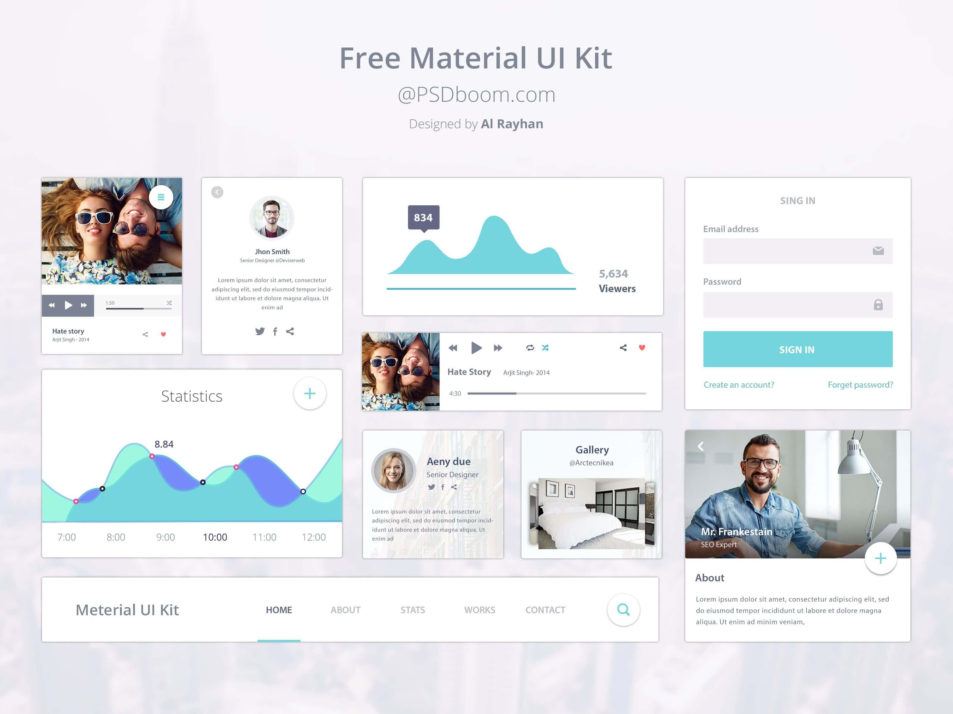 material_ui_kit