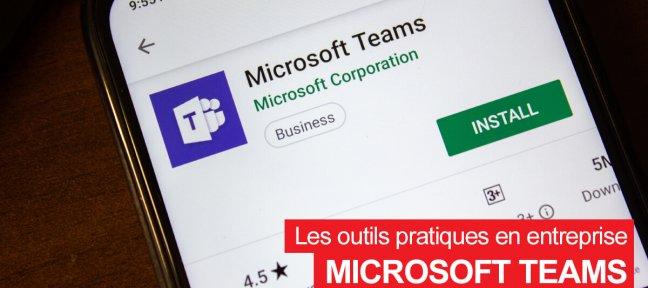 Microsoft Teams, LA plateforme de communication en entreprise?