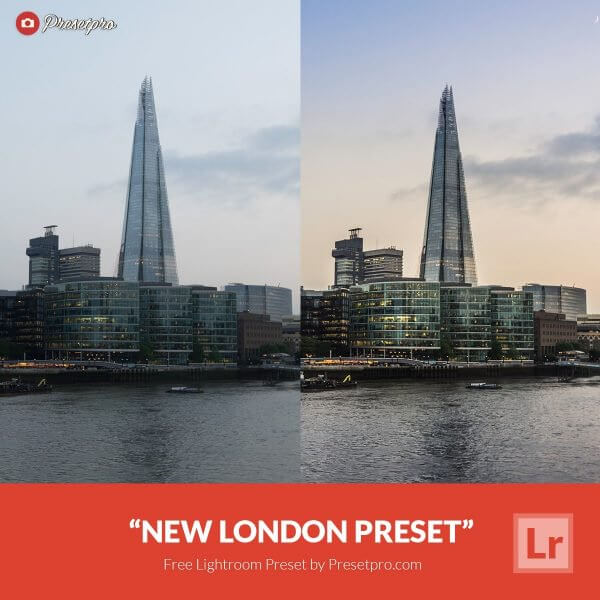 new london preset